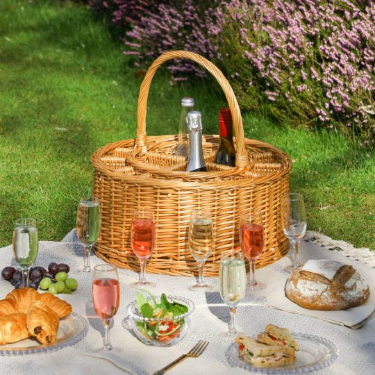 Champagne Afternoon Picnic Collection