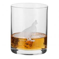 Etched Pheasant Tumbler