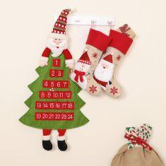 Santa Claus Christmas Decoration Collection