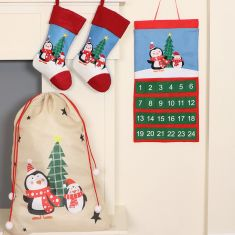 Children's Penguin Christmas Collection