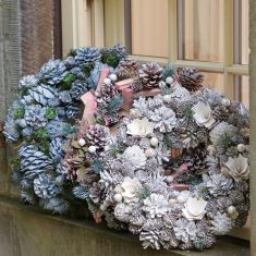 Luster Wreath Collection