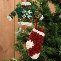 Handmade Fair Trade Christmas Tree Decorations