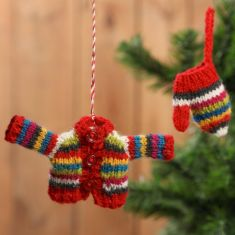 Conscious Collection Fair Trade Tree Decorations