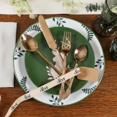 Botanical Woodland Winter Tableware