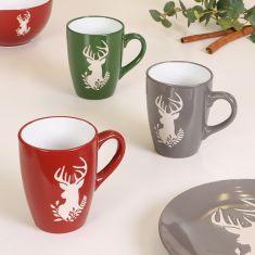 Christmas Mulled Wine Mugs