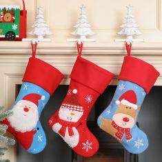 Waving Santa Christmas Character Collection
