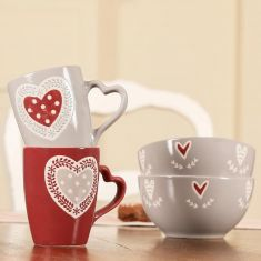 Country Heart Breakfast Collection