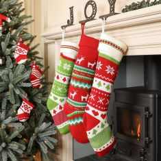 Joy Knitted Christmas Collection