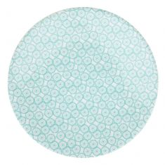 Turquoise Blue Side Plate