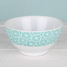 Turquoise Blue Bowl