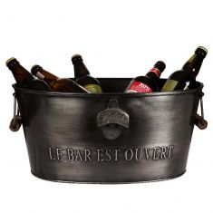 'Le Bar' Large Beer Bucket