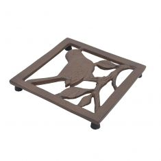 Brown Bird Vintage Kitchen Trivet