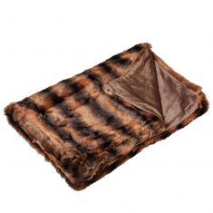 Sumptuously Soft Quilted Winter Throw