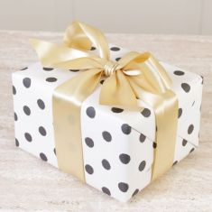 Luxury Extra Wide Gold Ribbon