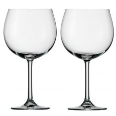 Set of 2 Long Stem Gin Glasses