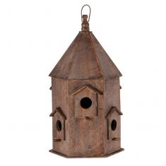 Giant Rustic Wooden Bird Nesting Box