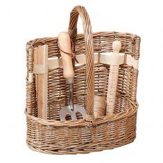Potting Shed Garden Tools Storage Basket