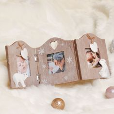 Polar Bear Picture Frame