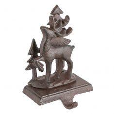 Reindeer Christmas Stocking Holder