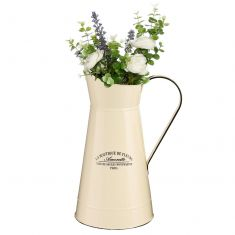 French Country Cream Pitcher Jug