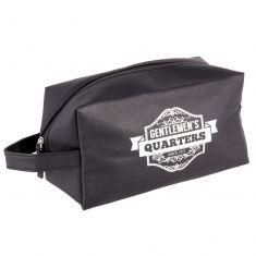 Vegan Leather Gentlemen's Wash Bag