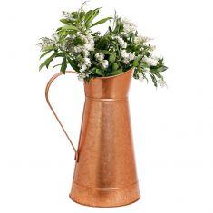 Watertight Copper Jug Vase
