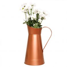 Watertight Copper Jug Vase