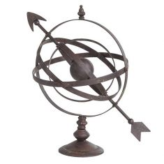 Armillary Sphere Sculpture