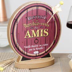Bistrot Des Amis Vintage Cocktail Stick Holder