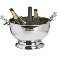 Aviemore Stag Head Champagne Bucket