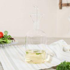 Glass Drizzle Bottle