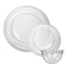 Luxury 18 Piece Bella Perle Dinner Set