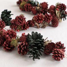 Cinnamon Pine Christmas Garland