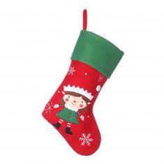 Helga the Elf Girl's Christmas Stocking