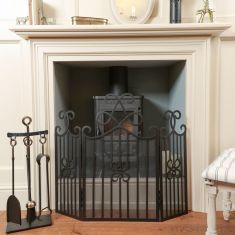 Decorative Handmade Fire Screen