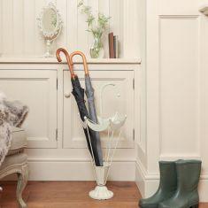 Country Cream Umbrella Stand