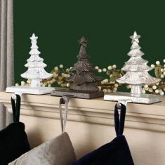 Christmas Tree Stocking Holders