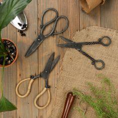 Potting Shed Iron Gardening Scissors
