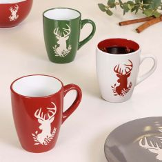 Christmas Mulled Wine Mugs