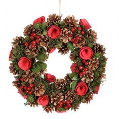 Rose Flower Wreath 14