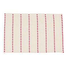 Red Heart French Country Fabric Place Mat
