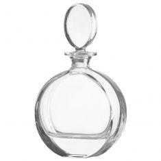 Boston Crystal Glass Round Decanter