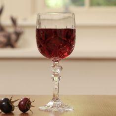 Dorchester Crystal Wine Goblet