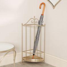 Champagne Corner Umbrella Stand