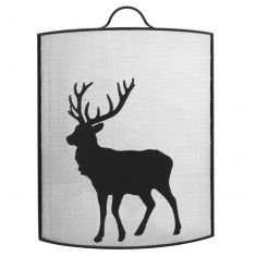 Standing Stag Fireguard