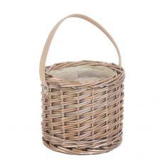 Wicker Champagne Cooler Basket