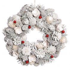 Red Velvet Berries Wreath 12
