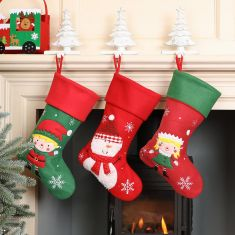 North Pole Pals Christmas Stocking Collection