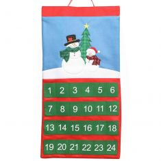 Snowmen Family Advent Calendar