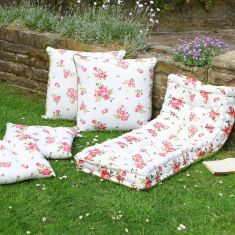 Helmsley Blush Garden Lounging Collection